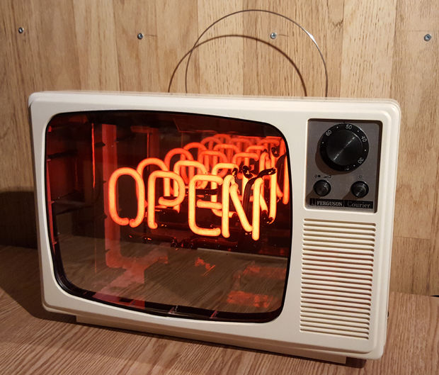 Neon Infinity TV